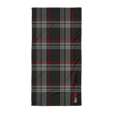 MK7 Plaid - Beach Towel