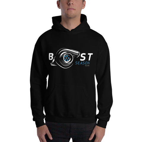 Boost Season - Hooded Sweatshirt