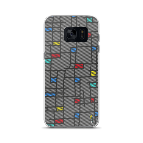 VW Golf Harlequin - Samsung Case
