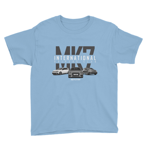 MK7/MQB International Drivers Club Official - Kid's Shirt