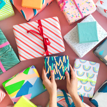 Our Top Tips for Gift Wrapping