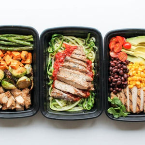 Intro to Meal Prepping