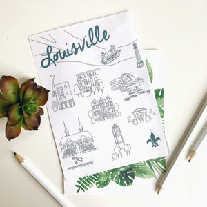 A Special Event with MACY'S: Create Your Own Louisville Landmark Art