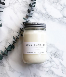 Create Your Own Candle: Winter Inspired Scents