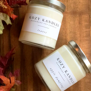 Create Your Own Candle: Holiday Scents