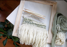 Weaving for Beginners: Wall-Hanging Textile Art