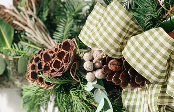 The Giving Wreath: A Holiday Craft Gathering
