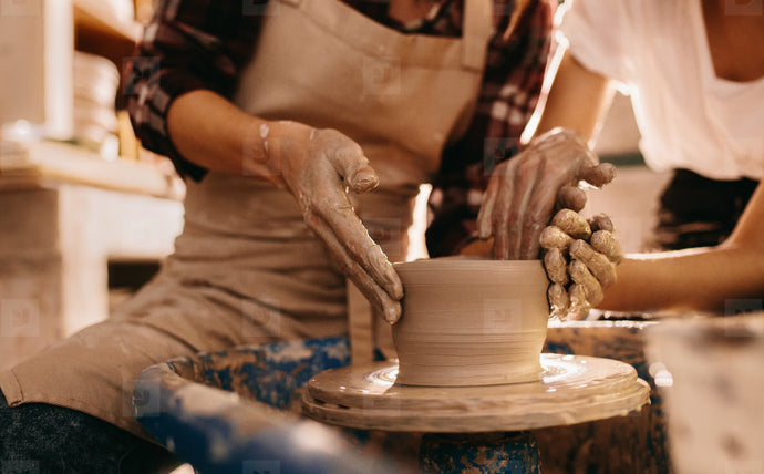 Pottery Wheel Throwing for Beginners