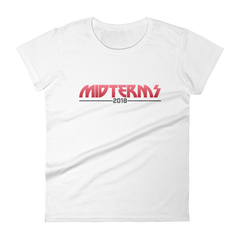 Midterms 2018 Women's short sleeve t-shirt