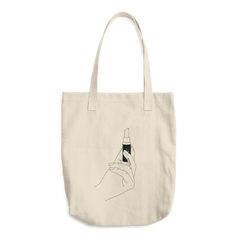 In The Clear Tote bag