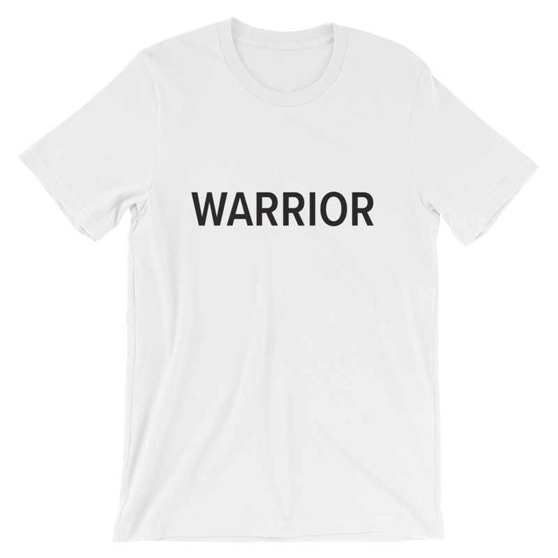 Warrior Unisex T-Shirt