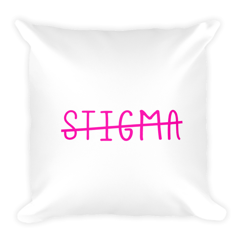 End Stigma Basic Pillow