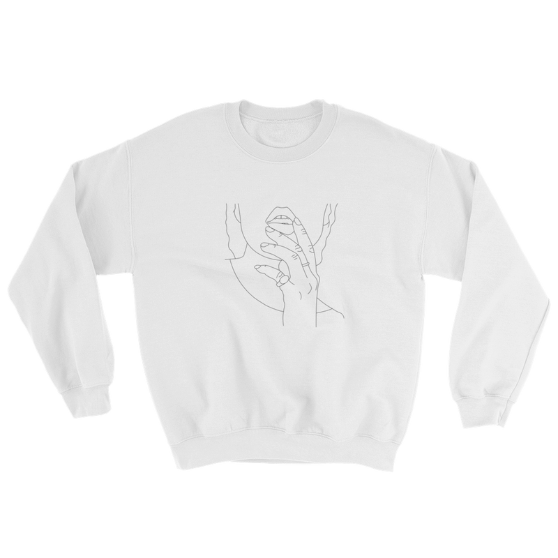 In The Clear DBF Clean Pullover Sweatshirt