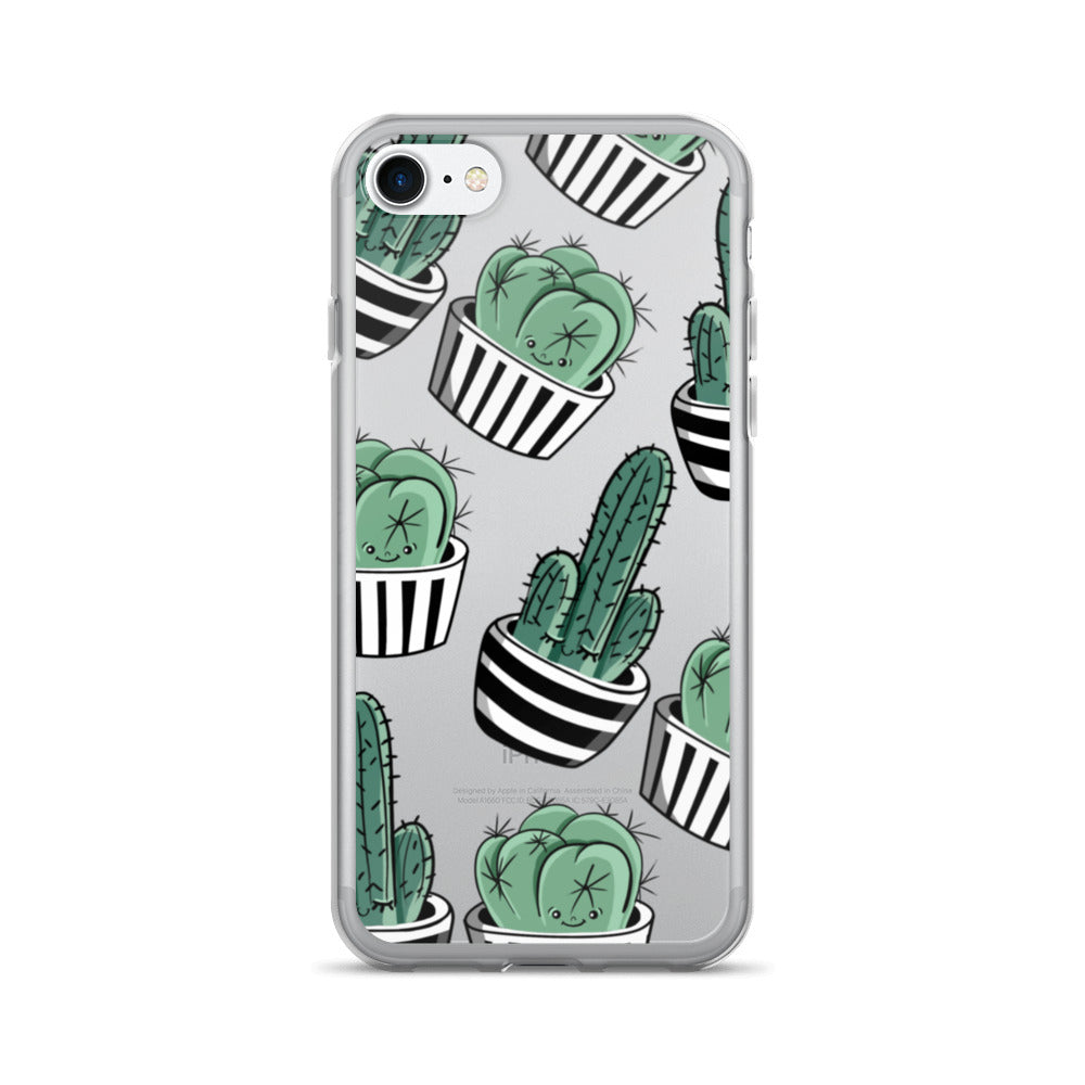 Cool as a Cactus - iPhone 7/7 Plus Case - Donna Adi