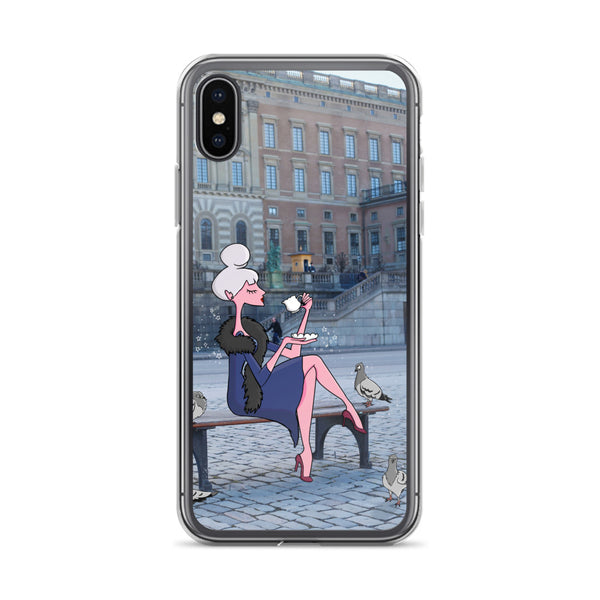 A Moment To Myself iPhone Cases - Donna Adi