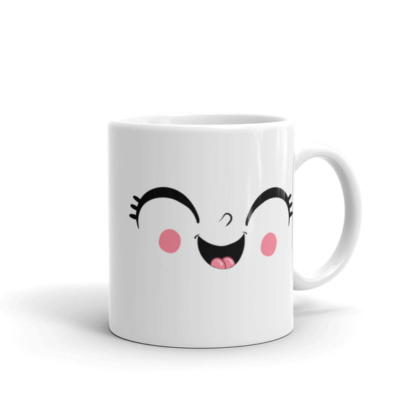Just Laugh Mug - Donna Adi