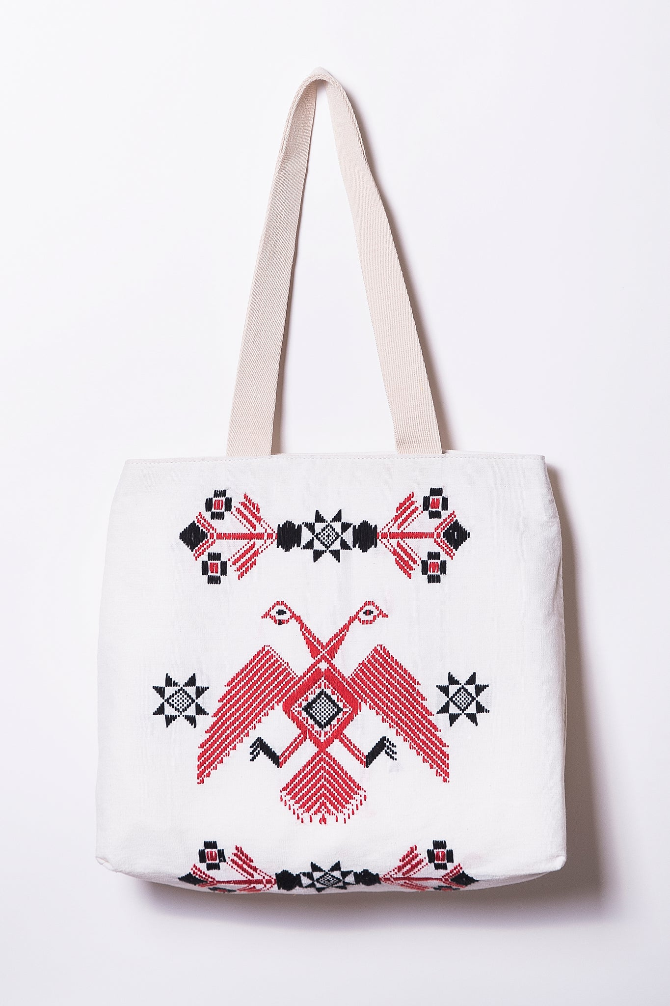 Biag Double Eagle Tote (indigenous)