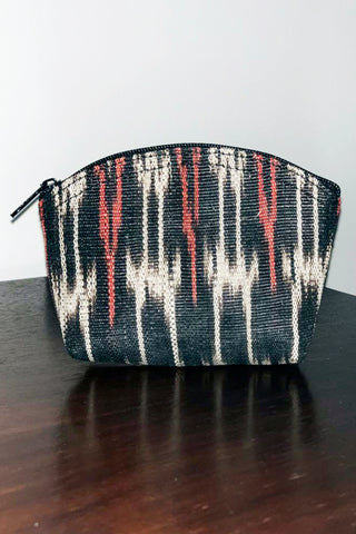 T'nalak Abaca Coin Purse (indigenous)
