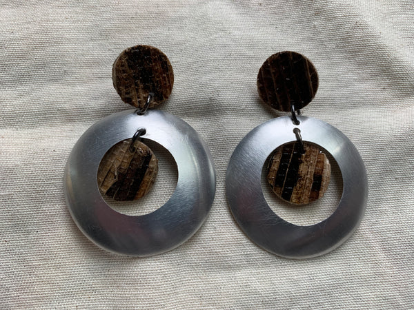 Antonia Recycled Earrings