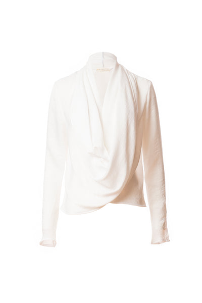 Viv 4-way Convertible Top/Cardi, White