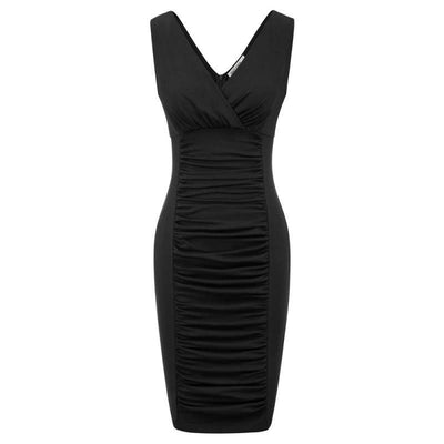 Luella Ruched Pencil Dress, Women's Dresses, BEL EPOQ