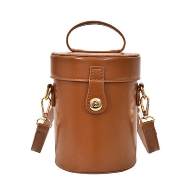 Sybil Faux Leather Bucket Bag, Women's Bags, BEL EPOQ