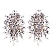Ileana Deco Crystal Earrings, Women's Jewellery, BEL EPOQ