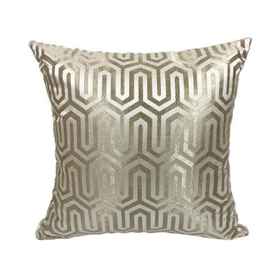 Gigi Geometric Jacquard Cushion Cover, Accents, BEL EPOQ