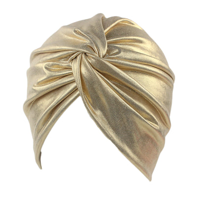 Zsa Zsa Metallic Twist Turban, Women's Accessories, BEL EPOQ