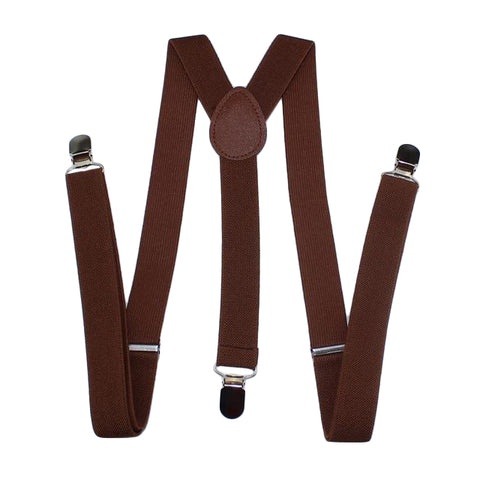 Smith Plain Wide Suspenders
