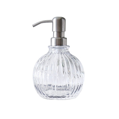 Belmont Glass Liquid Soap Pump, Bath, BEL EPOQ