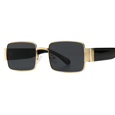 Rhodes Minimalist Square Sunglasses, Men's Accessories, BEL EPOQ