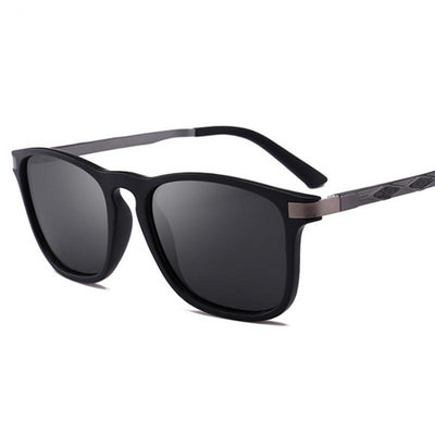 Wren Metal Accent Wayfarer Sunglasses, Men's Accessories, BEL EPOQ