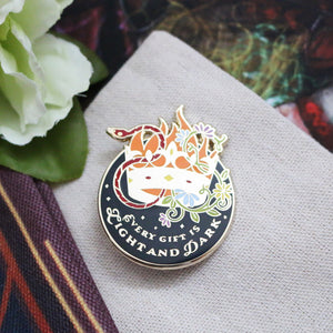 Every Gift Enamel Pin - Three Dark Crowns