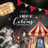 August Dreamybox - A Night at the Circus