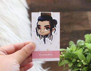 Cassian - ACOTAR Magnetic Bookmark