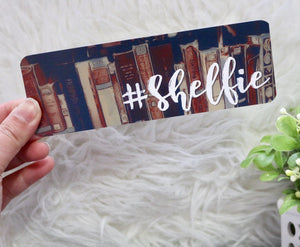 Shelfie Bookmark