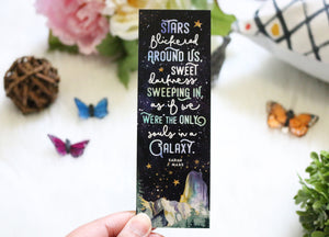 Stars Flickered Around Us Bookmark - ACOFAS Sarah J. Maas