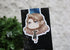 Feyre Under the Mountain - ACOTAR Magnetic Bookmark