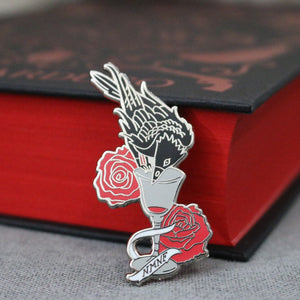 NMNF (Six of Crows) - Enamel Pin