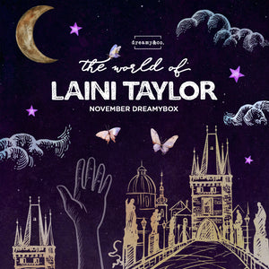 November Dreamybox - The World of Laini Taylor