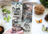 Bardugo/Lafevers Double-sided Wooden Bookmark