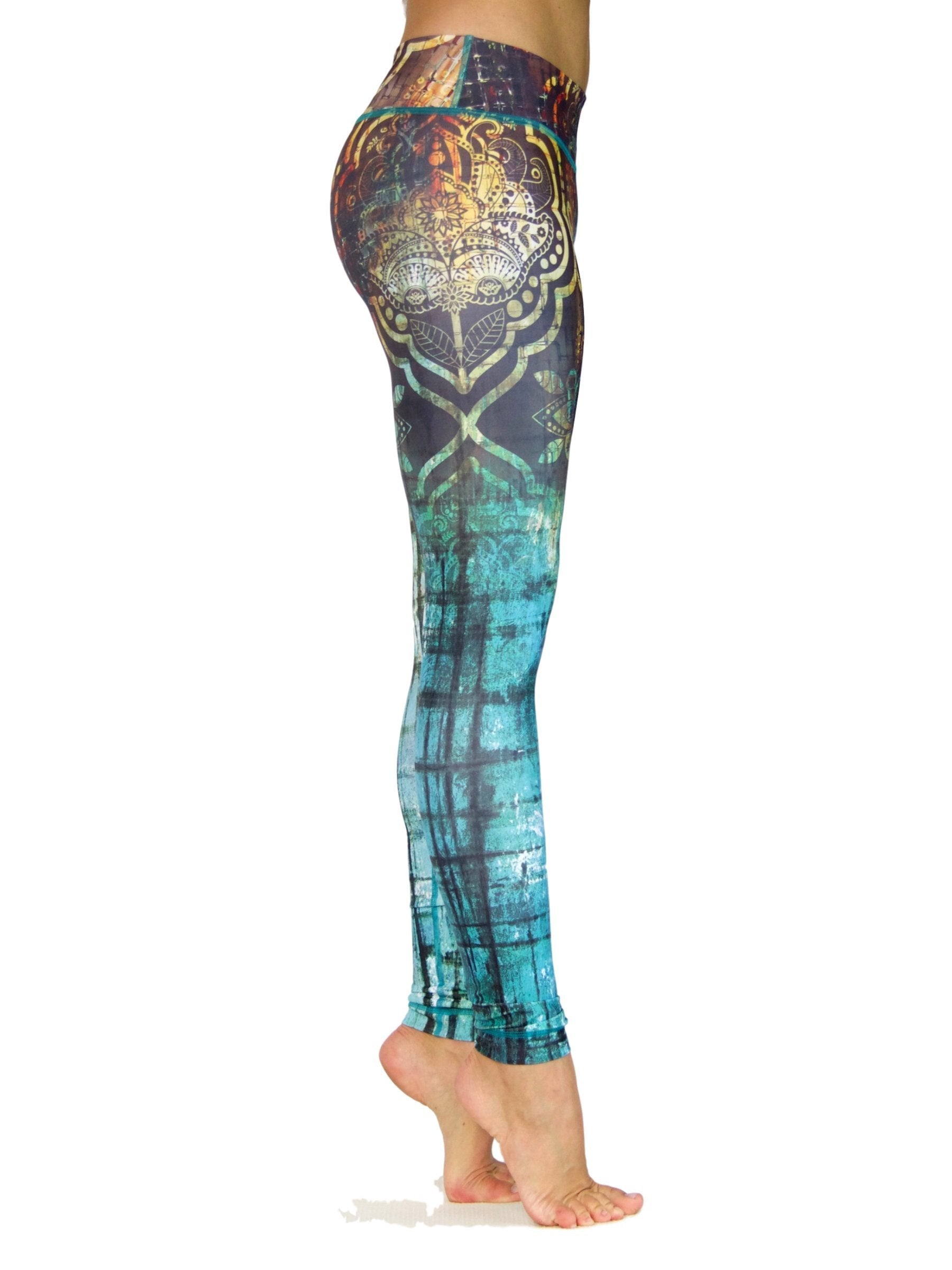 Calypso by Niyama - High Quality, , Yoga Legging for Movement Artists.