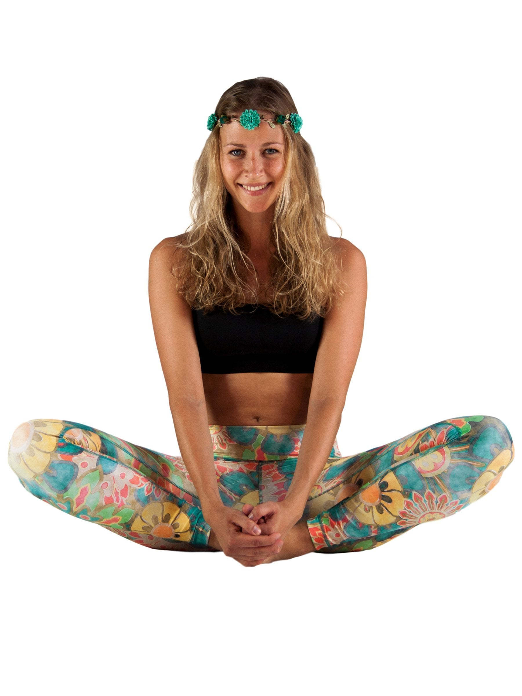 Coachella by Niyama - High Quality, Yoga Legging for Movement Artists.
