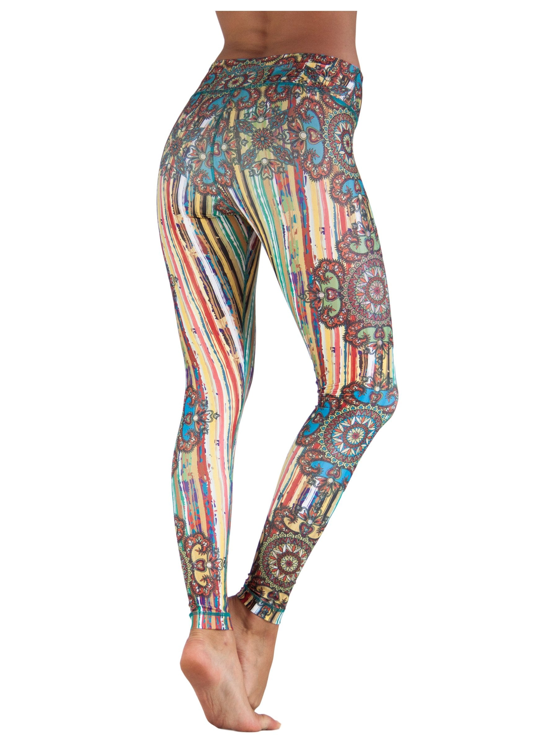 Circus by Niyama - High Quality, Yoga Legging for Movement Artists.