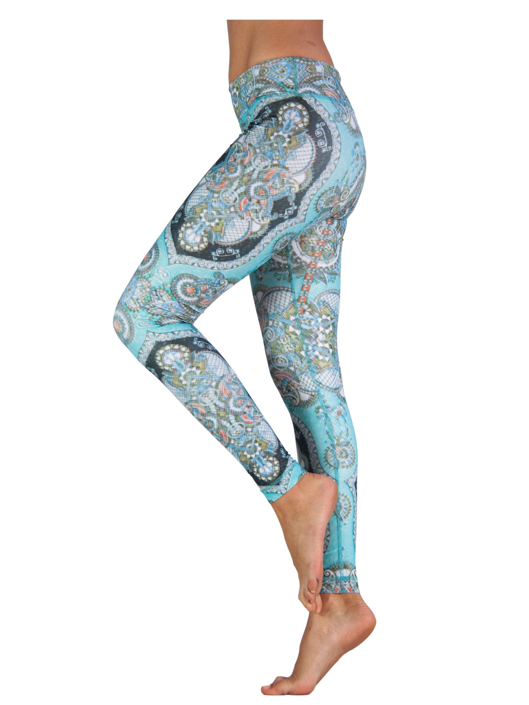 Piece of Art by Niyama - High Quality, Yoga Legging for Movement Artists.