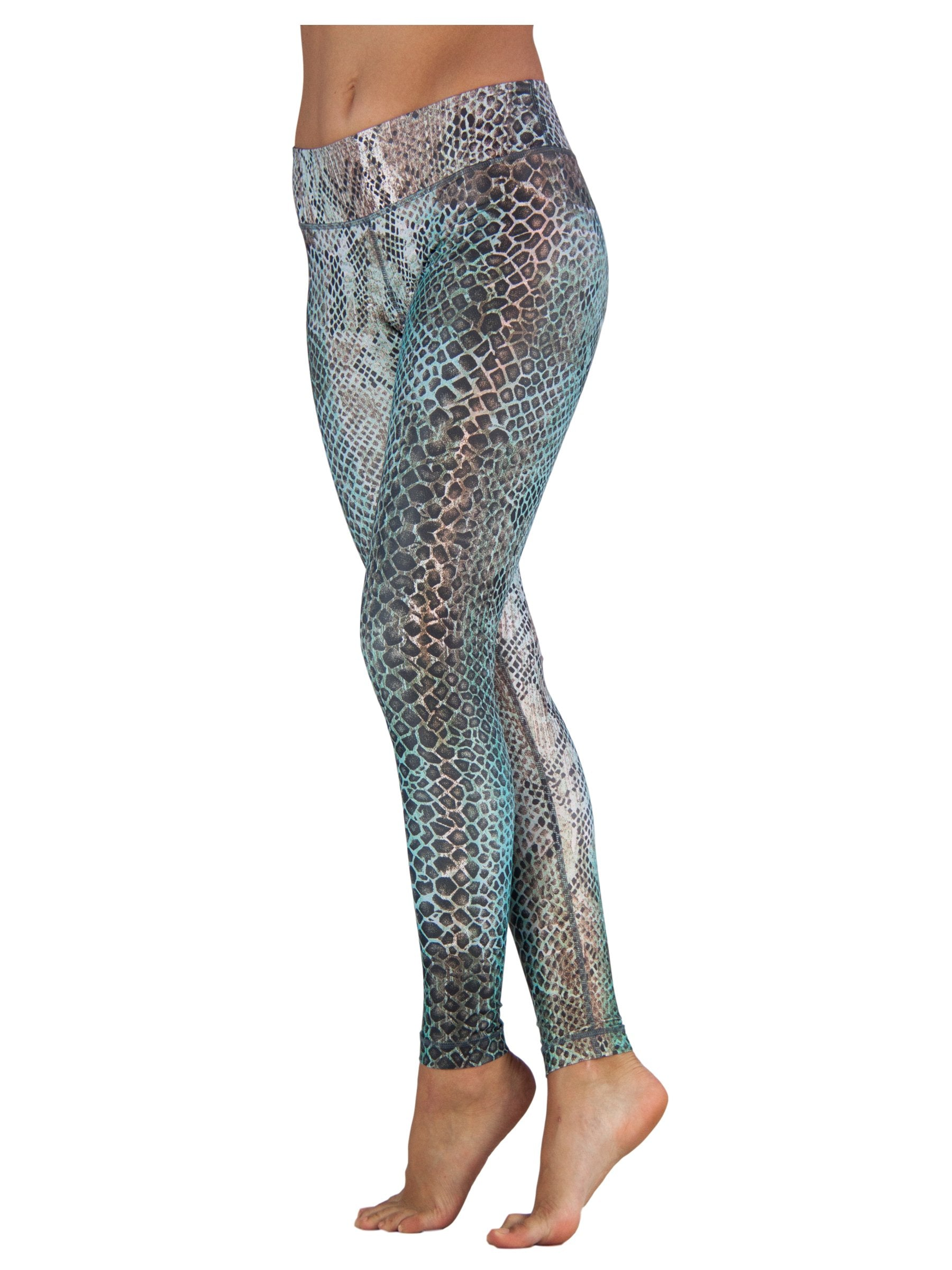 Wild at Heart by Niyama - High Quality, Yoga Legging for Movement Artists.