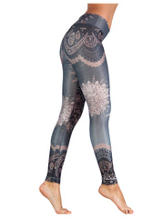 Dancing Beauty by Niyama - High Quality, Yoga Legging for Movement Artists.