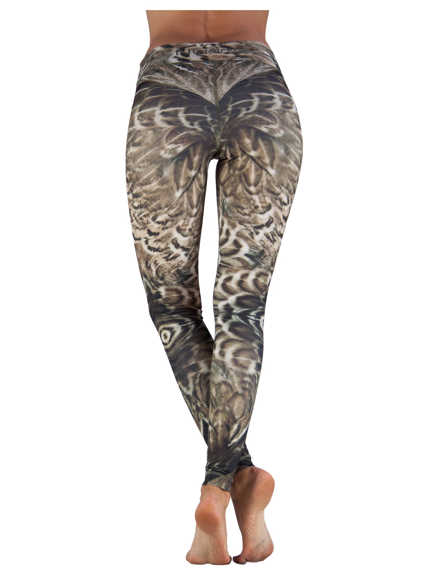 Free Eagle by Niyama - High Quality, Yoga Legging for Movement Artists.