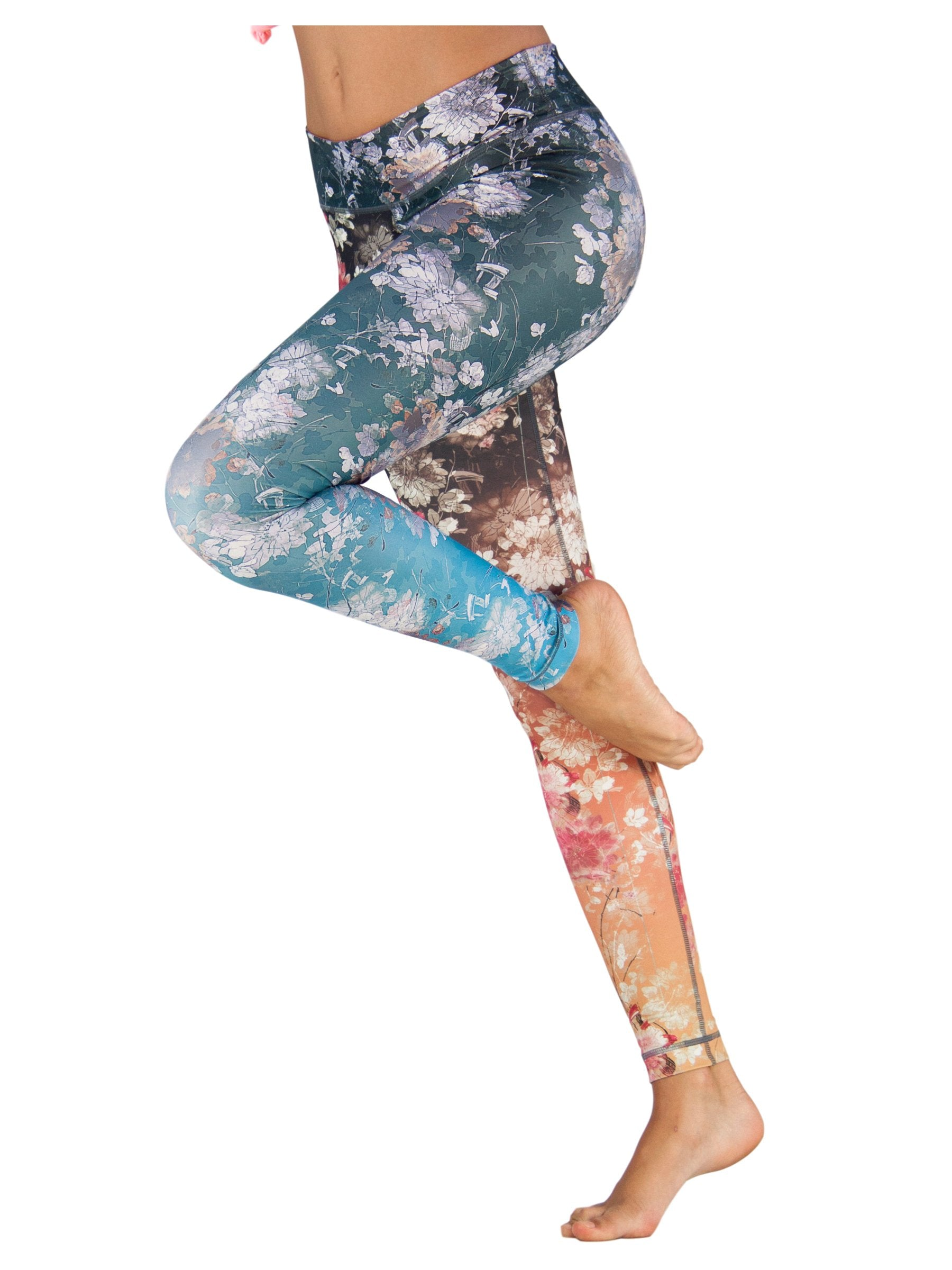 Summerbreeze by Niyama - High Quality, Yoga Legging for Movement Artists.